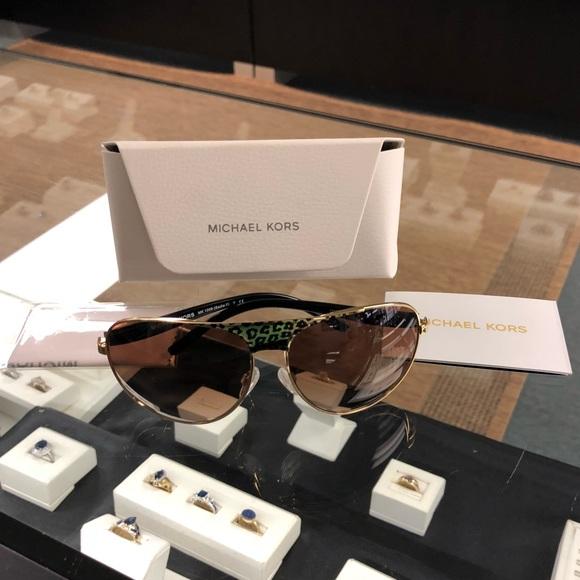 Michael Kors Accessories   Pilot Sunglasses Sadie Ii Aviators   Poshmark 221cdfca83b2